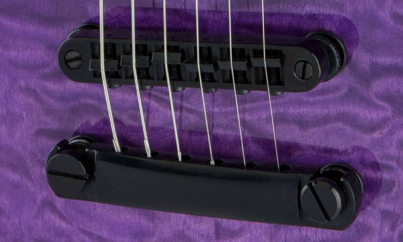 ngua dan guitar dien jackson series monarkh sc js22q transparent purple burst