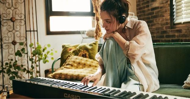 am thanh dan casio px-s1100 nhu dan grand piano