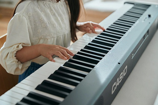 ban phim piano dien casio cdp-s160