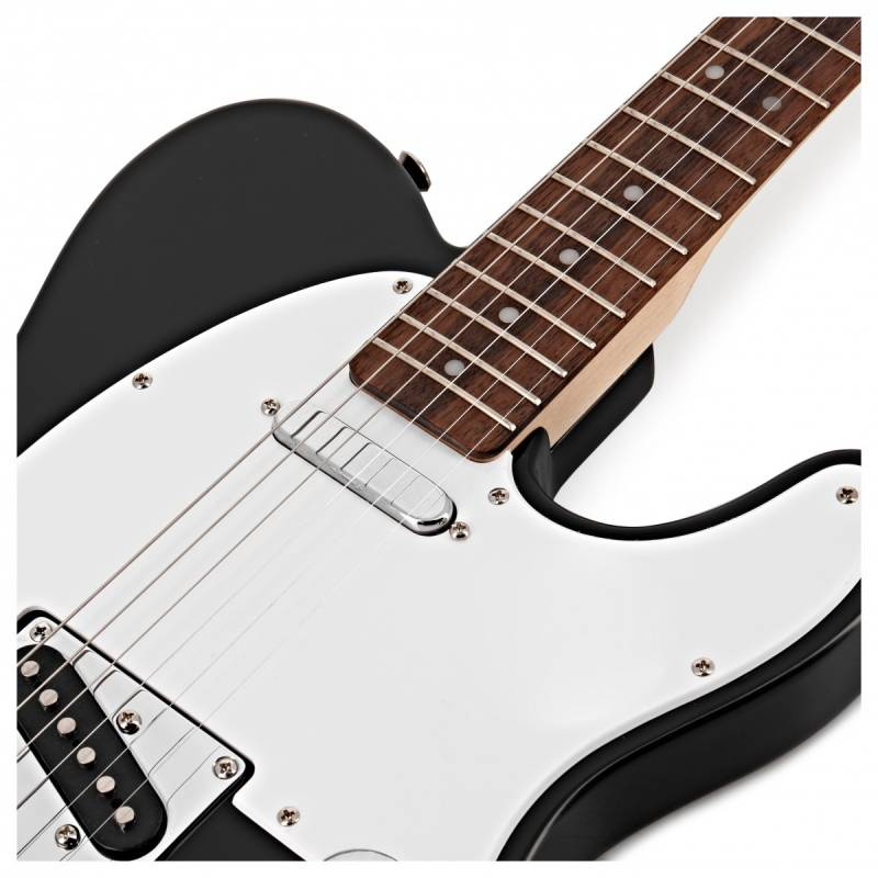 body guitar dien squier bullet telecaster black