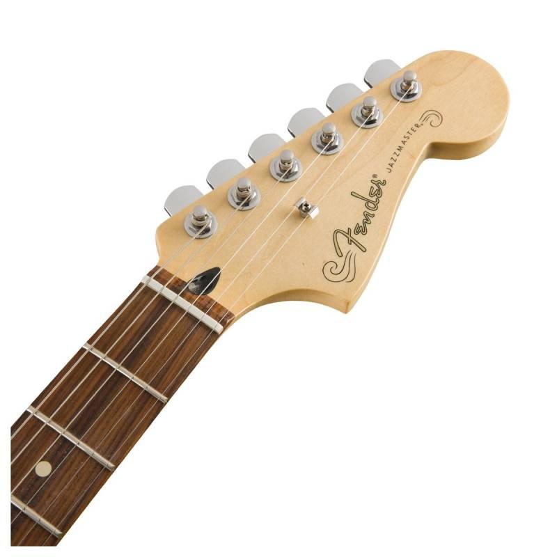 can dan guitar dien fender player jazzmaster pf 3 color sunburst