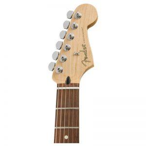 can dan guitar dien fender player stratocaster pf polar white