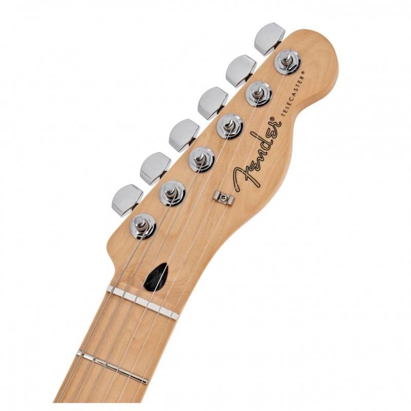 can dan guitar dien fender player telecaster mn butterscotch blonde
