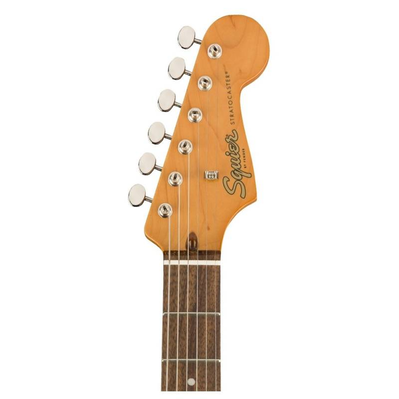 can dan guitar dien squier classic vibe 60s stratocaster lrl lake placid blue