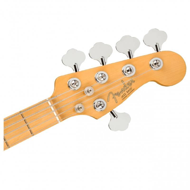 can dan guitar fender american pro ii jazz bass v mn roasted pine