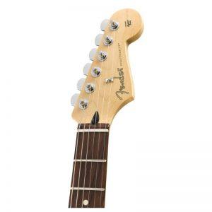can dan guitar fender player stratocaster pf black