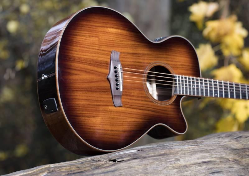 dan guitar Tanglewood TW4 KOA