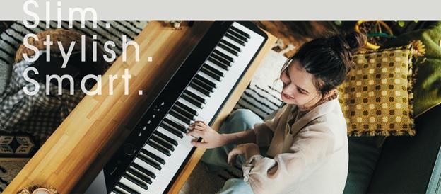 dan piano dien Casio Privia PX-S1100