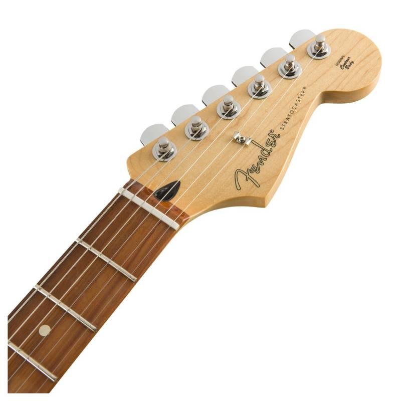 dau dan guitar dien fender player stratocaster hss pf 3 color sunburst