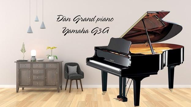 grand piano yamaha g3a cu