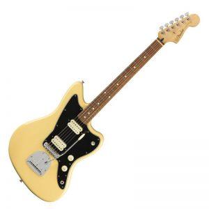 guitar dien fender player jazzmaster pf buttercream