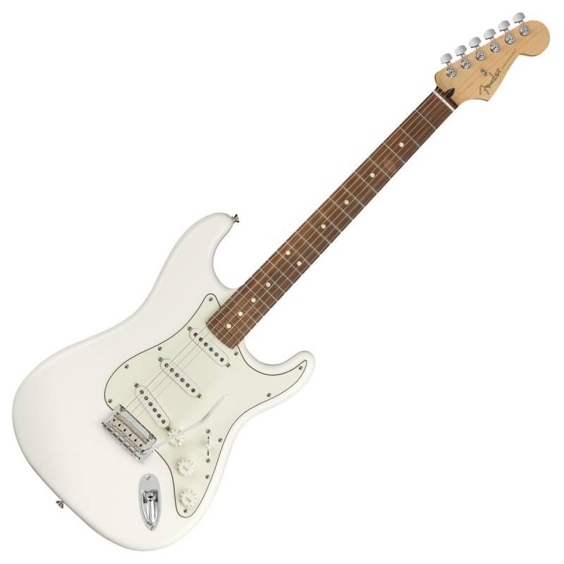 Fender Player Stratocaster PF, Polar White