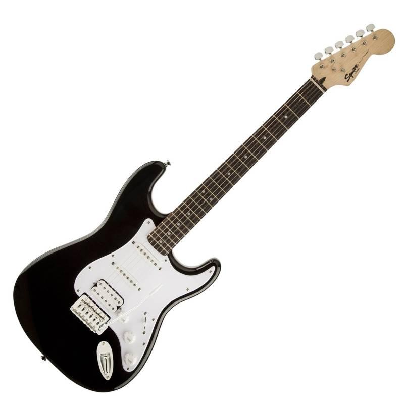 guitar dien squier bullet stratocaster hss w trem black