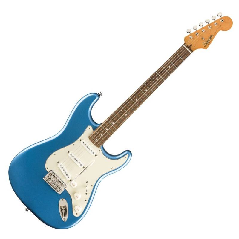 Squier Classic Vibe 60s Stratocaster LRL, Lake Placid Blue