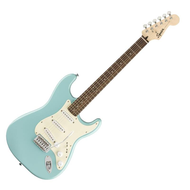 Squier Bullet Stratocaster Trem LRL, Tropical Turquoise