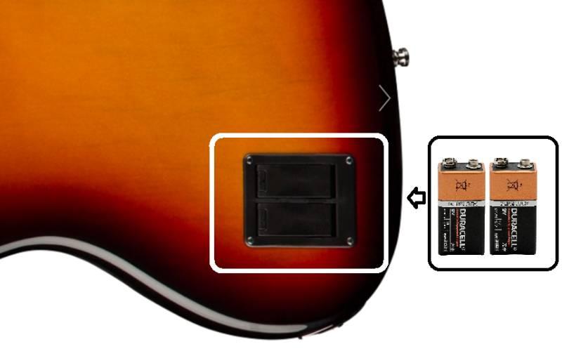 he thong Preamp guitar Bass Fender American Ultra Jazz Bass V Rosewood Fingerboard Ultraburst