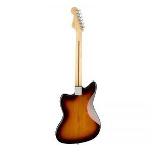 mat sau guitar dien fender player jazzmaster pf 3 color sunburst