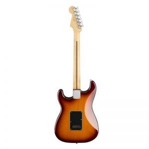 mat sau guitar dien fender player stratocaster hss plus top pf tobacco burst