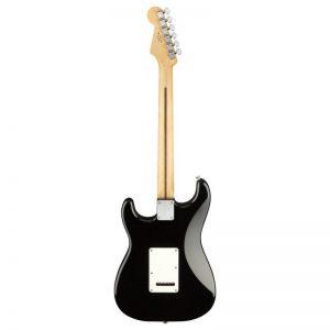 mat sau guitar dien fender player stratocaster pf black