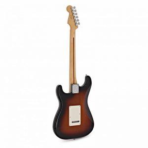 mat sau guitar fender player stratocaster pf 3 colors sunburst