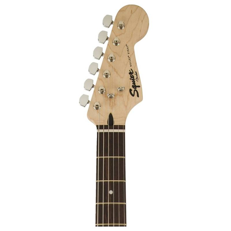mat truoc can dan guitar squier bullet stratocaster w trem brown sunburst