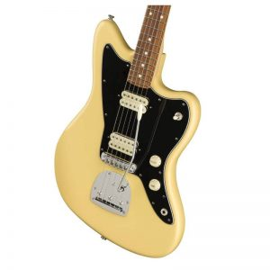 mat truoc guitar dien fender player jazzmaster pf buttercream