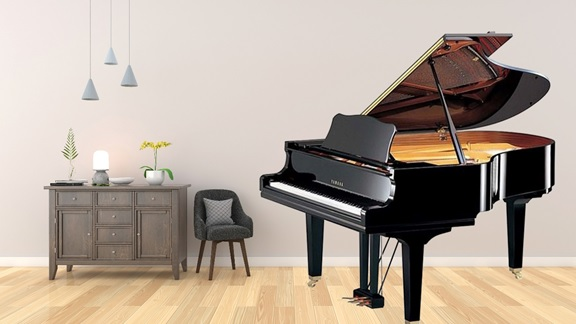 piano grand yamaha g3a