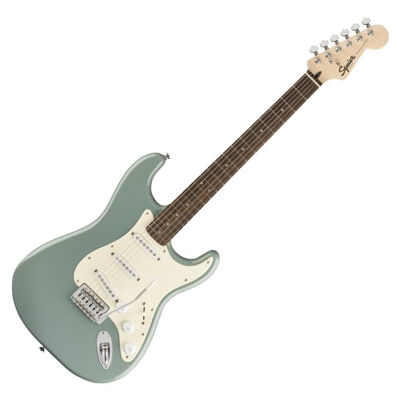 Squier Bullet Stratocaster W/ TREM, Sonic Grey