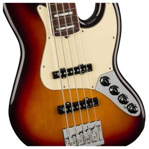 than dan guitar bass fender american ultra jazz bass v rw ultraburst