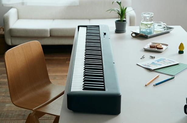 thiet ke don gian cua piano casio cdp-s160