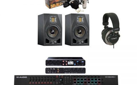 Top 5 bộ thu âm chuyên nghiệp tại nhà giá rẻ