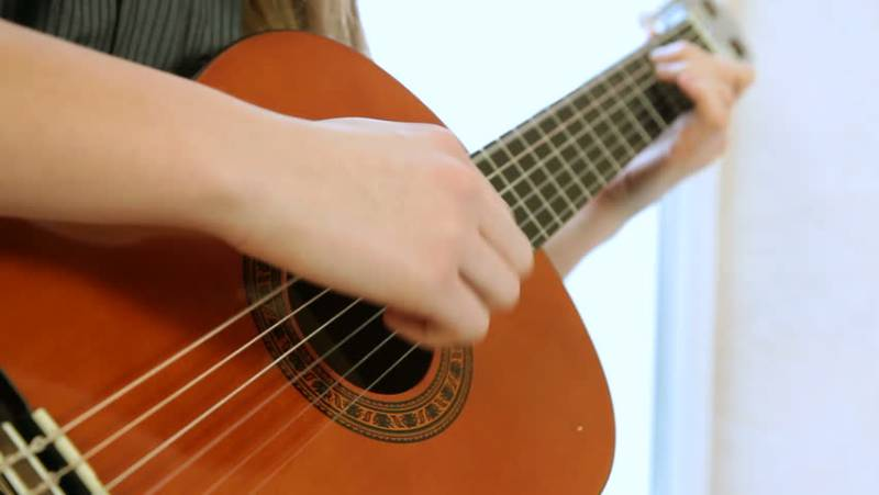 dan guitar cho nguoi moi hoc