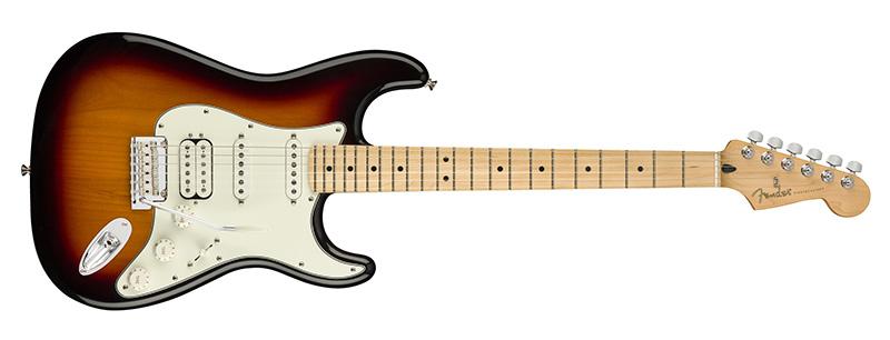 guitar Fender Mexico Stratocaster