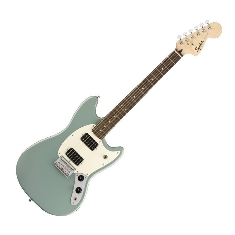 guitar dien Squier Bullet Mustang HH LRL SNG