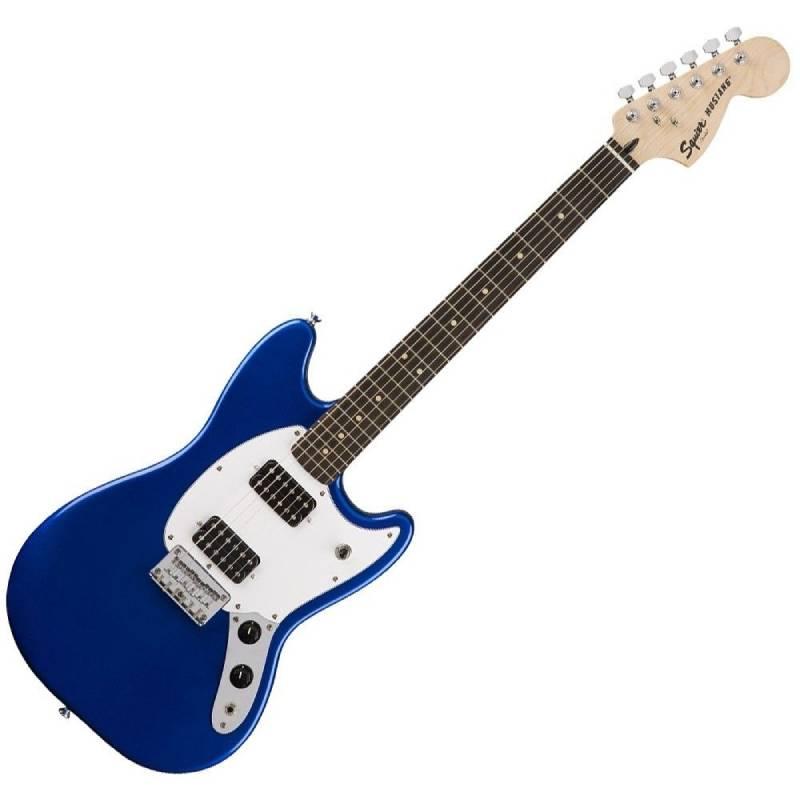 guitar dien squier bullet mustang hh lrl impb