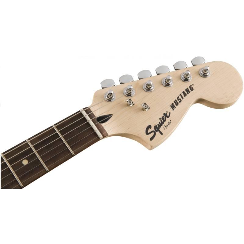 mat truoc can dan guitar squier bullet mustang hh lrl impb