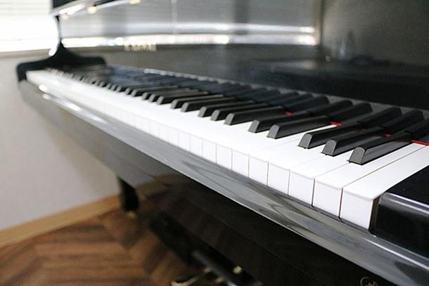 phim dan grand piano kawai gs-30