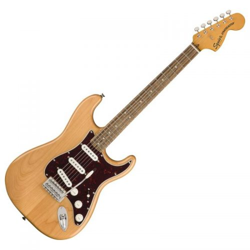 Squier Classic Vibe 70s Stratocaster LRL, Natural