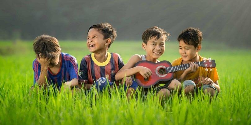 hop am ukulele
